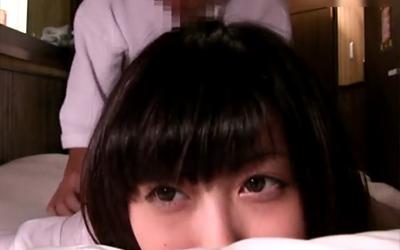 ハメ撮り趣味の素人JK!! 妊娠覚悟のリアル中出し!? 個人撮影